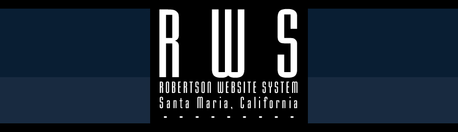 Robertson Website System